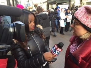 Karin McKie on Fox being interviewed about Net Neutrality